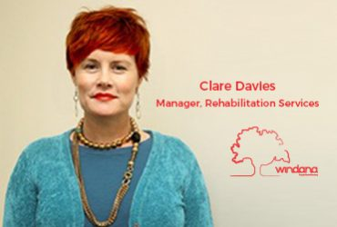 Meet Our People: Clare Davies