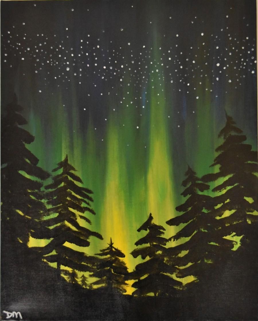 Forest-Night-Sky