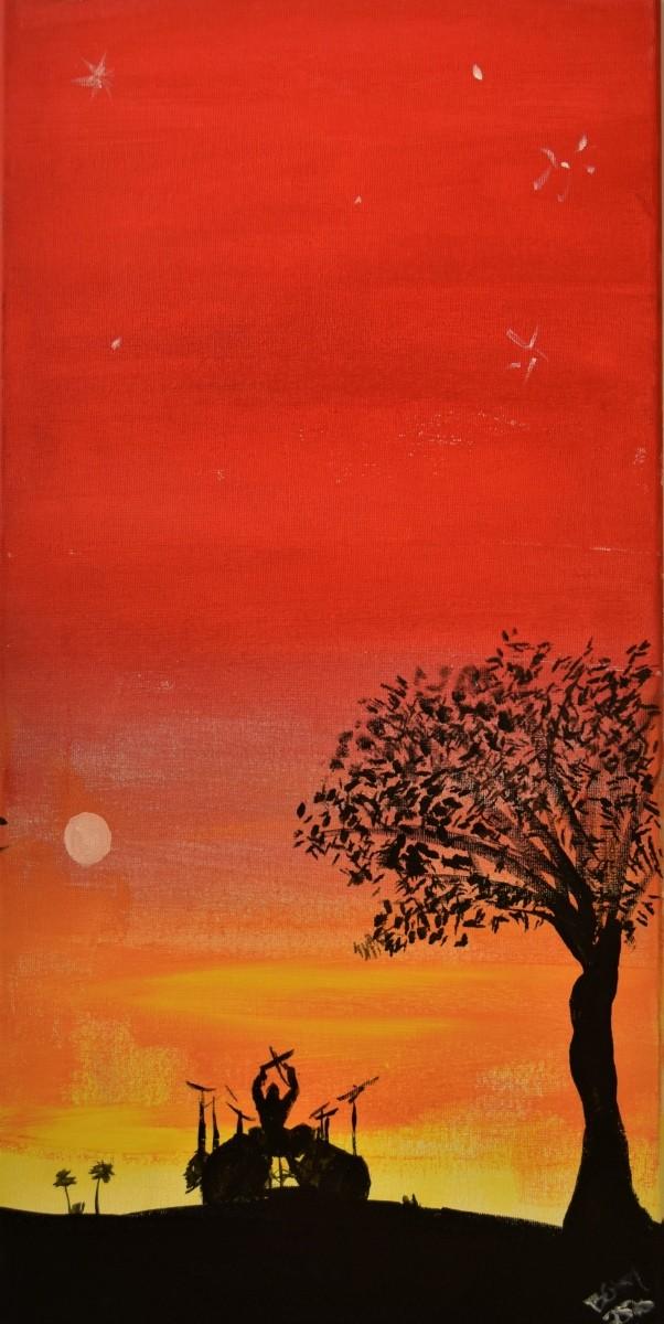 Sunset-4-Drums