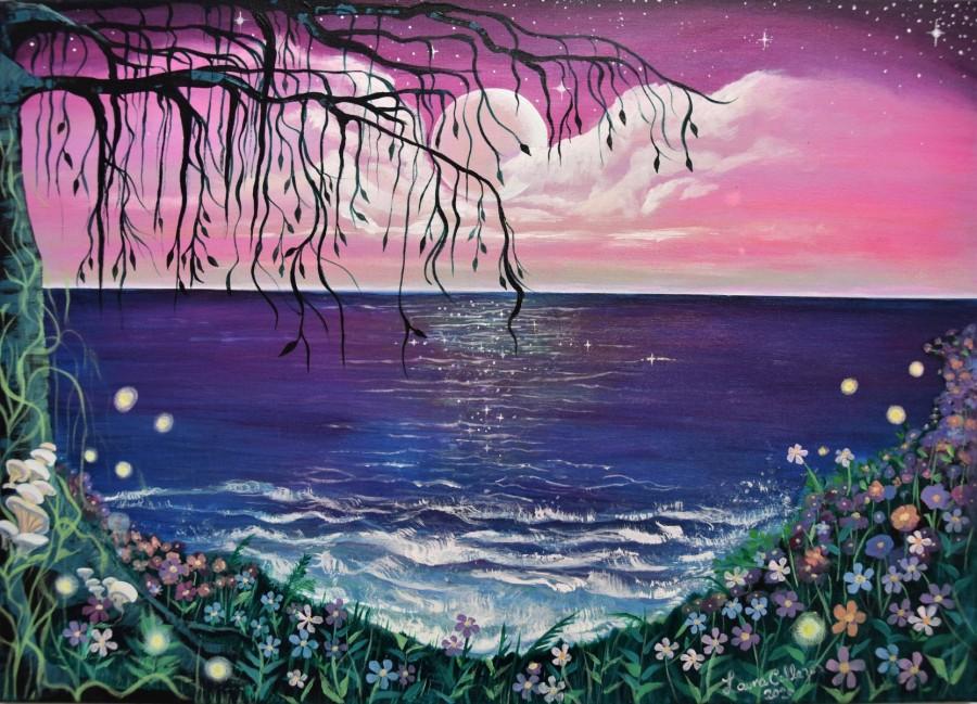 La-Luna-y-el-Mar