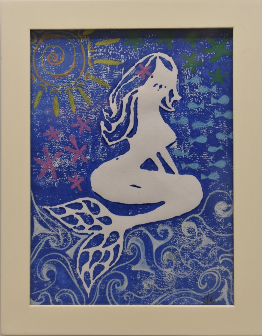 Mermaid-Ariel
