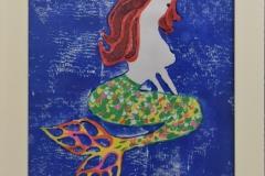 Mermaid-Undersea